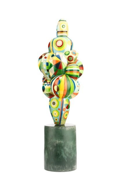 Alexander Ney Anthropomorphic Terracotta Sculpture