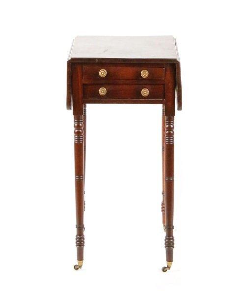 English Mahogany Pembroke Table, 18th C.
