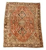 Hand Woven Persian Shiraz  Area Rug 6 2 x 8 8