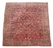 Large Palace Size Persian Sarouk Hand Woven Rug