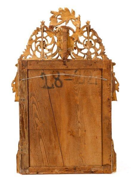 Louis XVI Style Giltwood Mirror, 19th C. - 2