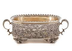 Tiffany & Co. Sterling Sweet Meat Dish, c.1880s
