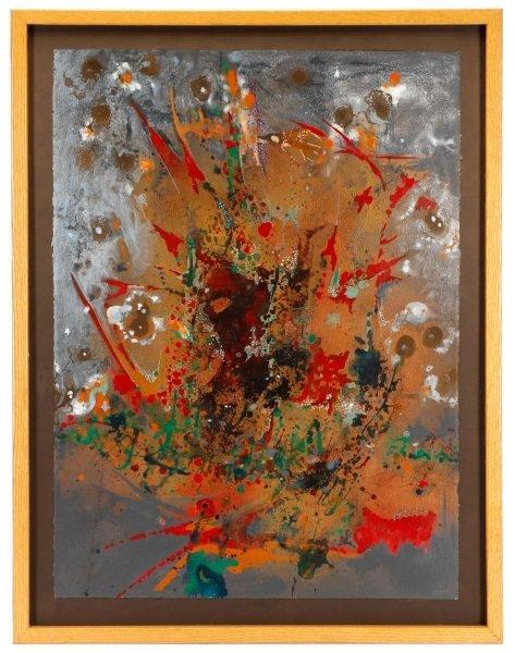 "Harper T. Phillips, ""Bouquet from Ligon"", 1984"