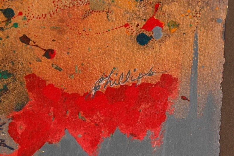 "Harper T. Phillips, ""Bouquet from Ligon"", 1984 - 2"
