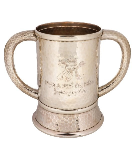 Tiffany & Co. Aesthetic Period Sterling Cooler