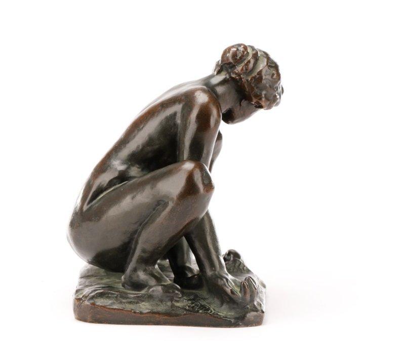 """After Aristide Maillol, """"Femme au Crabe"""", Bronze - 5"""