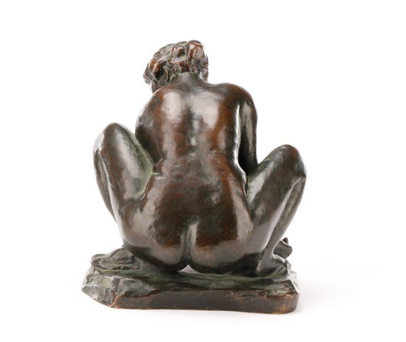 """After Aristide Maillol, """"Femme au Crabe"""", Bronze - 6"""