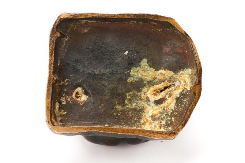 """After Aristide Maillol, """"Femme au Crabe"""", Bronze - 8"""