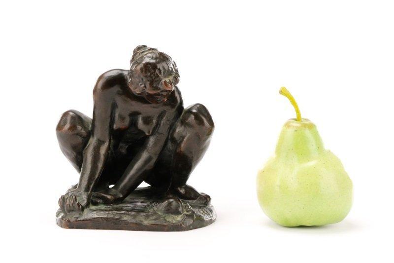 """After Aristide Maillol, """"Femme au Crabe"""", Bronze - 9"""