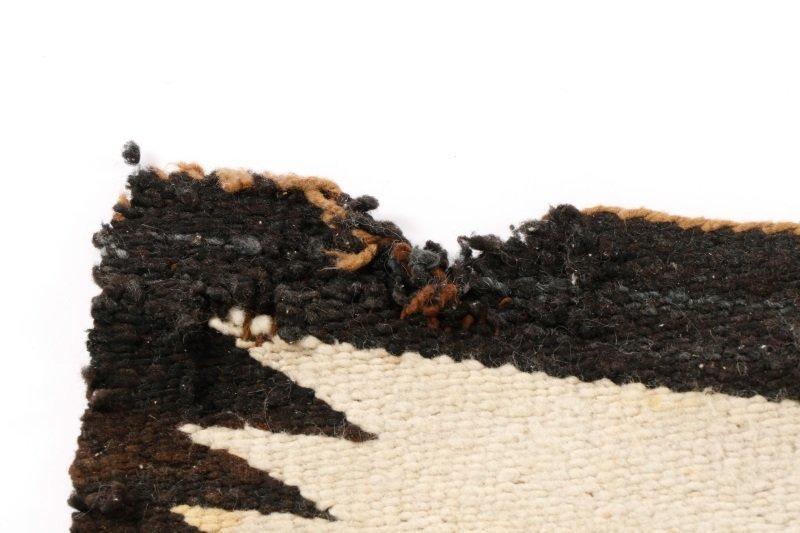 Navajo Wool Woven Regional Rug, Klegaetoh Region - 5