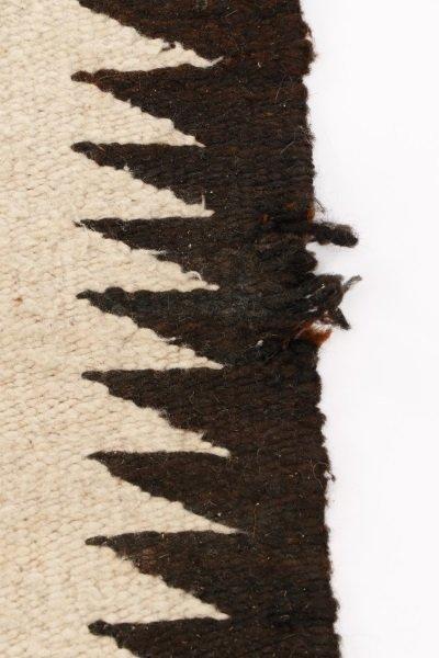 Navajo Wool Woven Regional Rug, Klegaetoh Region - 6