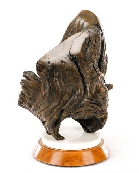 "George Beach, ""Prayer for Guidance"" Bronze - 2"