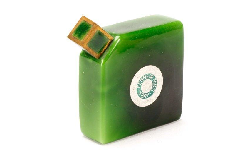 Baccarat for Ybry Femme De Paris Flacon Perfume