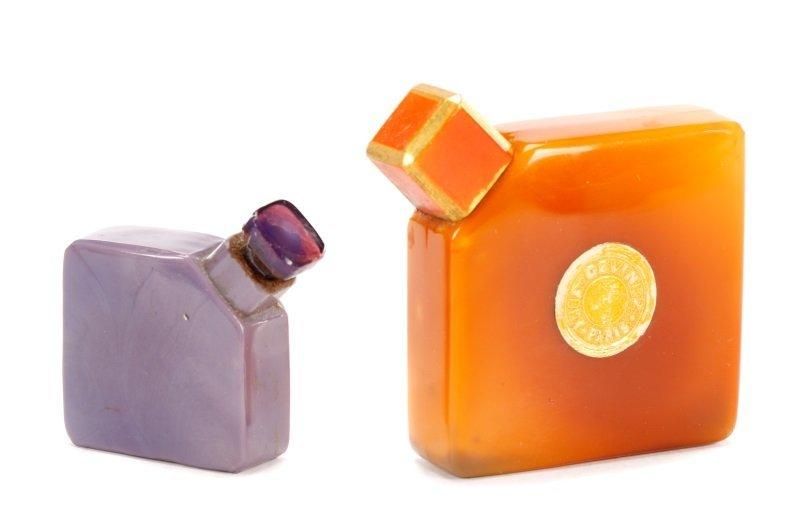 Baccarat for Ybry 'Devinez' & Mini Flacon Perfumes