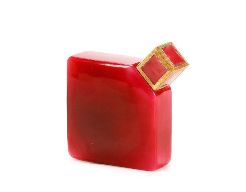 Baccarat for Ybry Desir du Coeur Flacon Perfume