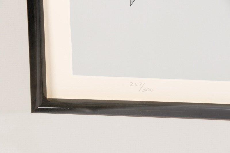 "Victor Vasarely, ""Attika"", Limited Ed. Serigraph - 5"