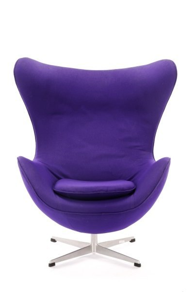 Egg Chair Attributed to Arne Jacobsen