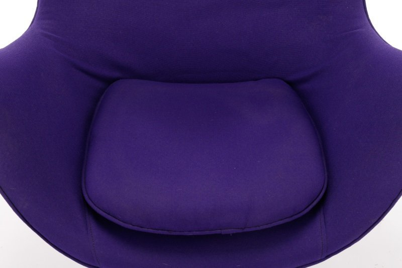 Egg Chair Attributed to Arne Jacobsen - 2