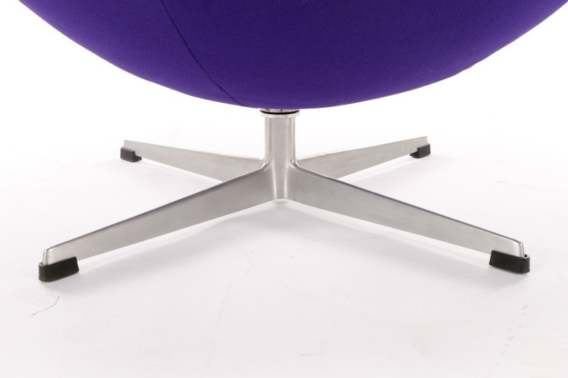 Egg Chair Attributed to Arne Jacobsen - 5