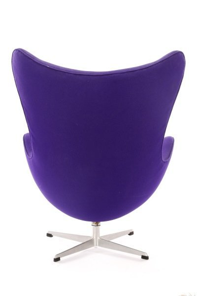 Egg Chair Attributed to Arne Jacobsen - 7