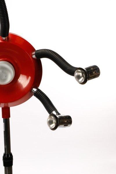 Framesi Hair Dryer Converted to Floor Lamp - 3
