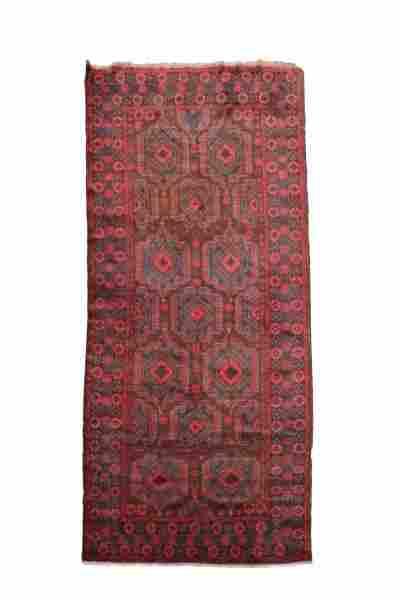 Hand Woven Persian Belouch Runner