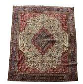 Large Hand Woven Persian Tabriz