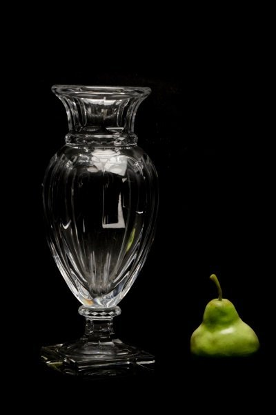 Baccarat Footed Urn Form Crystal Vase - 8