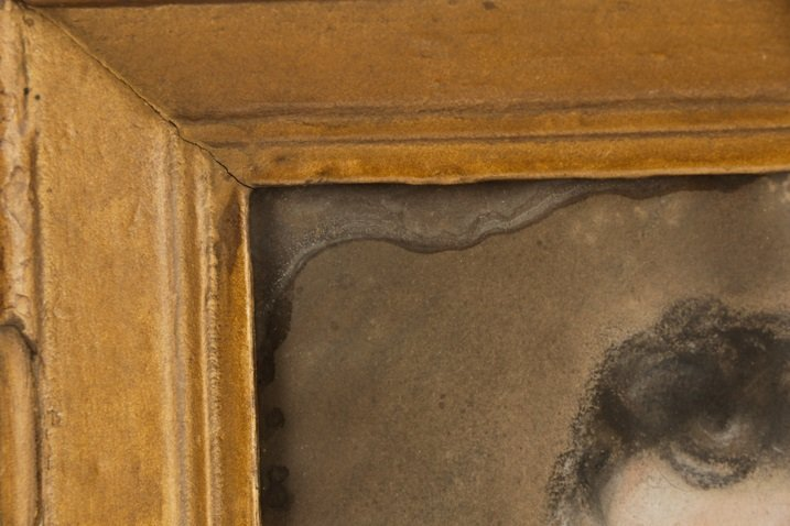 Early 19th Century, Boston School, Pastel Portrait - 5