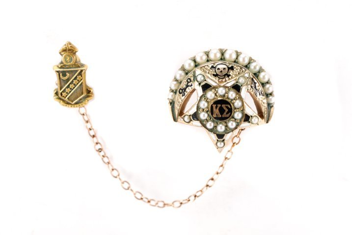 Collection of Kappa Sigma Fraternity Pins - 2