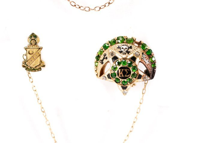 Collection of Kappa Sigma Fraternity Pins - 3