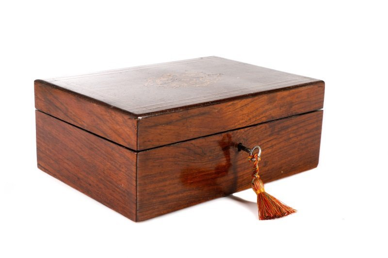 19th Century French Necessaire or Sewing Box - 2