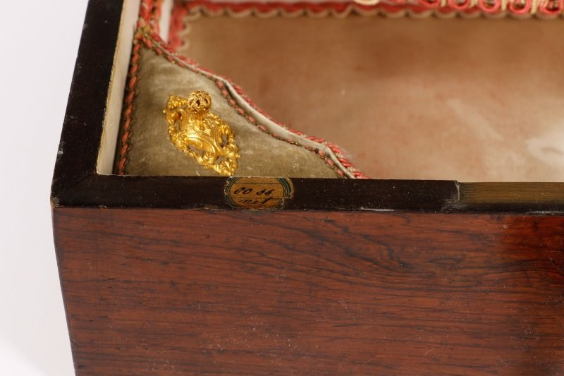 19th Century French Necessaire or Sewing Box - 4