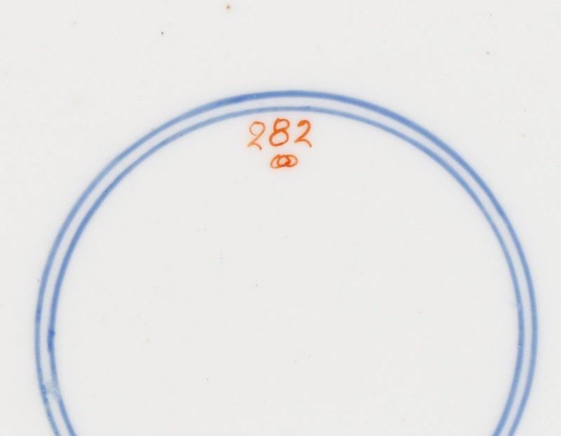 Set of 4 Spode Kakiemon Tree of Life Plates - 6