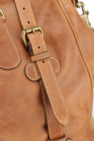 The J. Peterman Company Genuine Gladstone Bag - 3