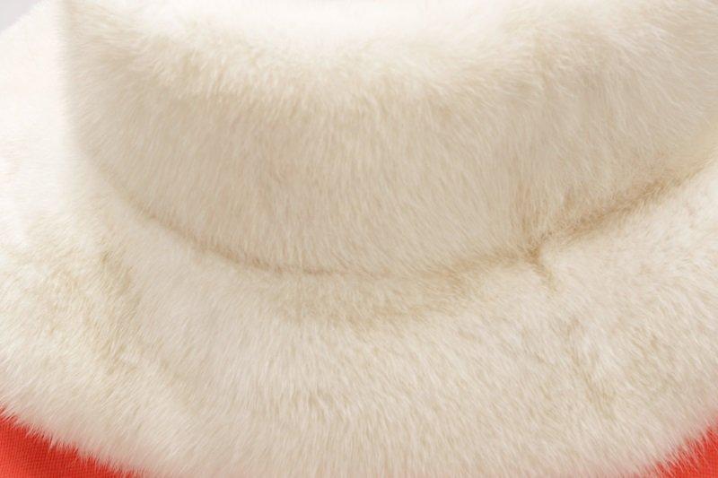 Jerry Sorbara for Neiman Marcus White Fur Collar - 2