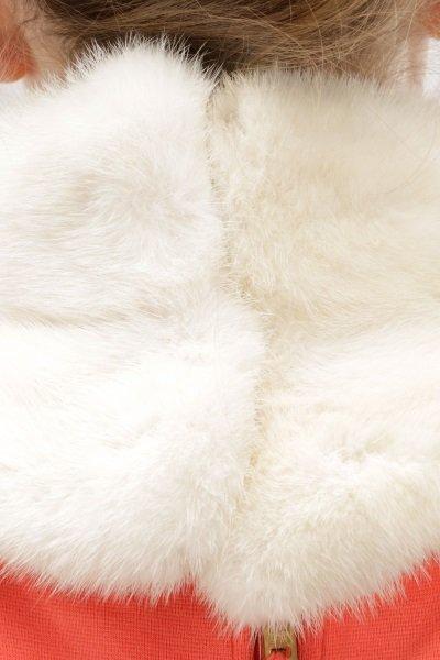 Jerry Sorbara for Neiman Marcus White Fur Collar - 3