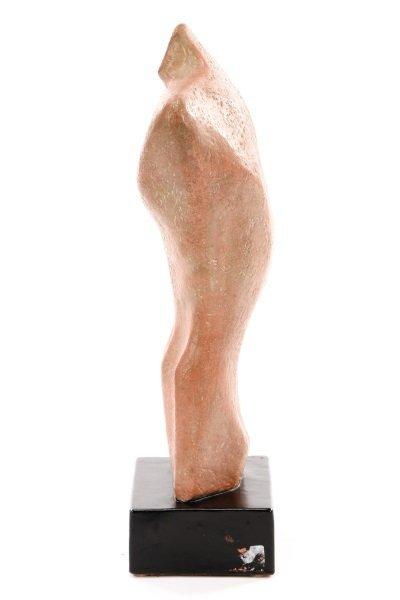 "Gwen Lux, ""Nude Torso"", Signed Ceramic, 1948 - 9"