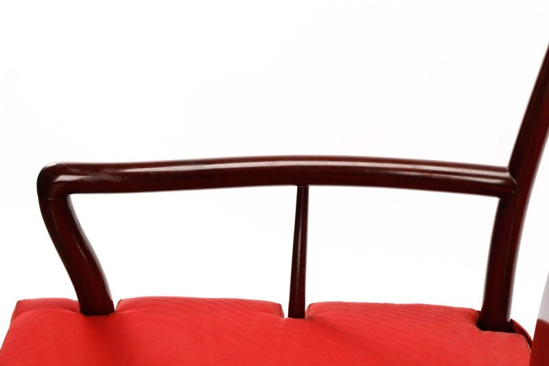 Eight Style of James Mont for Baker Dining Chairs - 7