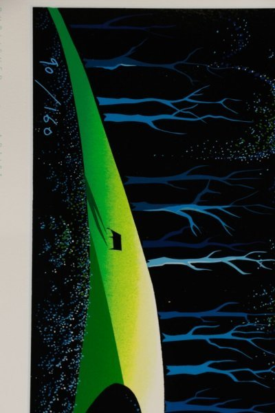 "Eyvind Earle,""Quiet Pastures""-1996 - 3"