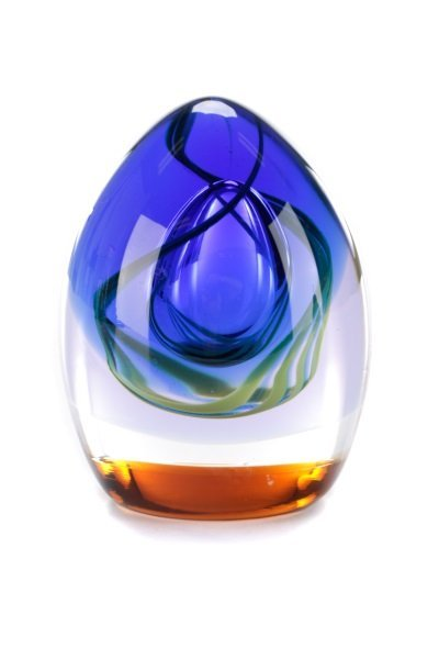 Caithness Glass Nirvana Paperweight, MacIntosh - 4
