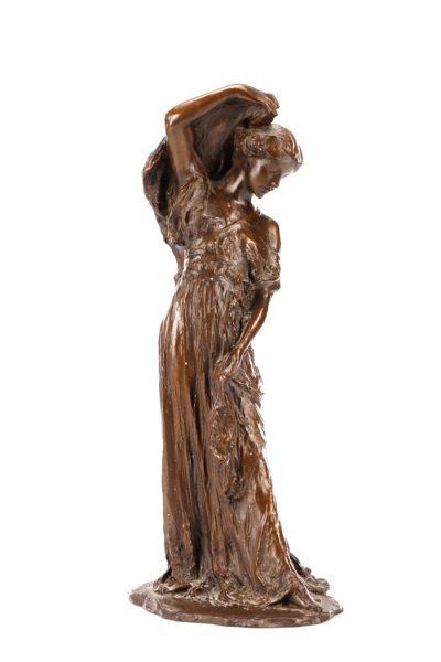 """After Bessie Potter Vonnoh, """"The Scarf"""" Sculpture"""