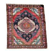 "Hand Woven Persian Kazak Area Rug 5' x 6' 5"""