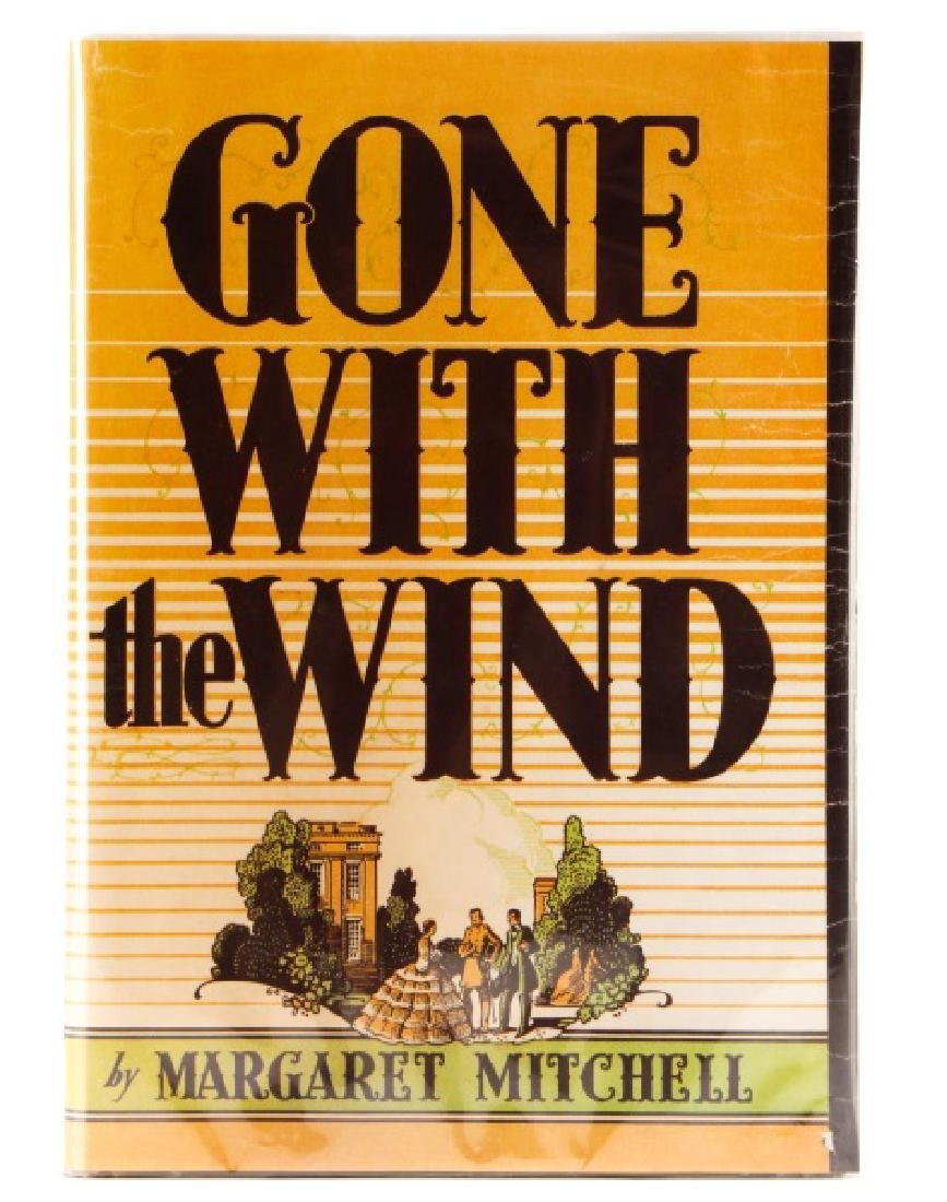 Gone With The Wind 1st Ed., 1st Printing, Signed