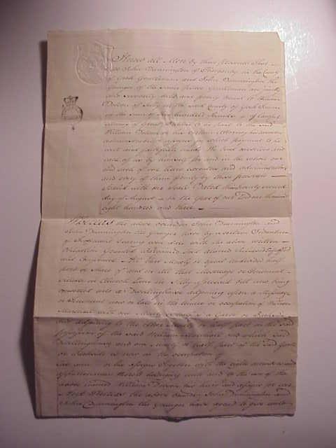 1803 English Bond