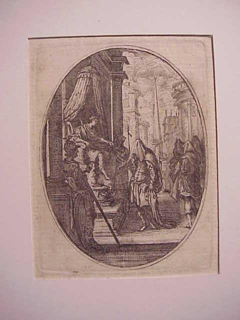 Engraving after Jacques Callot
