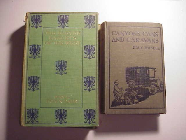 Two Volumes North American Travel