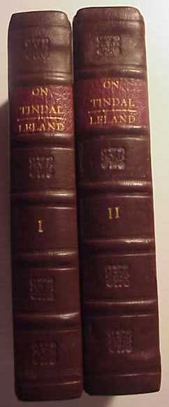 1740 Leland Answer to Christianity as Old as Creation