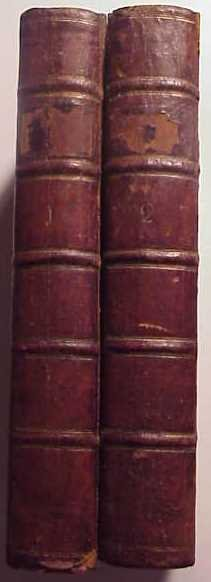 1766 View of Principal Deistical Writers in England