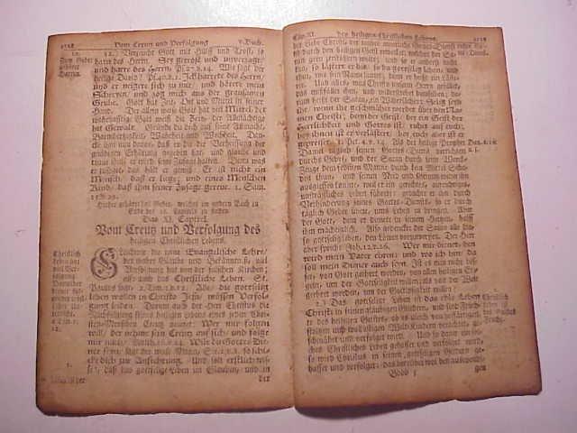 1751 BENJAMIN FRANKLIN FRAKTUR LEAVES